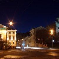 Ночные огни. :: Михаил Трофимов