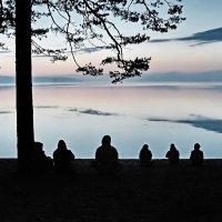 Взгляд в белую ночь :: Виктор Истомин