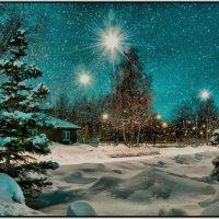 Ночь перед Рождеством :: Борис Гольдберг