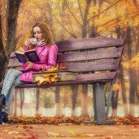 Осень — время мечтать и пить жасминовый чай :: Tatsiana Latushko