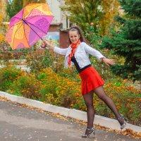 Мери Поппинс, до свидания! :: Александр Бахмутов