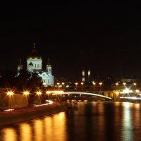 Ночная Москва :: Екатерина Шувалова