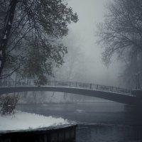 Осенний снег :: Александр