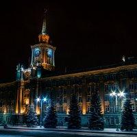 Екатеринбург :: Андрей Неуймин