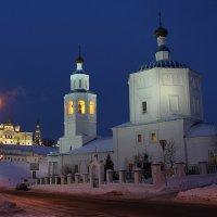 Церковь мученицы Праскевы Пятницы в Казани :: Сергей Корнилов