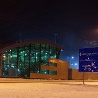 """Ночной вокзал космодрома """"Восточный"""" :: Виктор"""