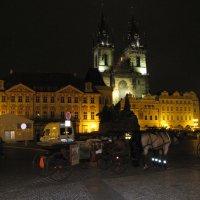 Ночная Прага :: Виктор Князев