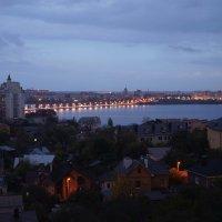 Город зажигает огоньки :: София