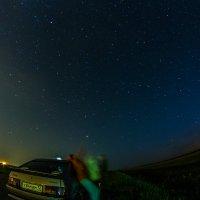 звездная ночь :: Андрей