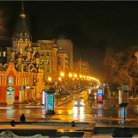 Огни большого города :: Андрей Козлов