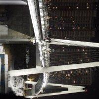 Пешеходный мост :: Сергей Михальченко
