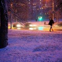 Краски городской ночи :: Valery