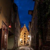 Средневековый Таллин :: Дмитрий