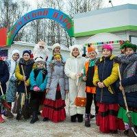 Сказочные новогодние герои :: Валентин Кузьмин
