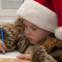Письмо деду Морозу.. :: ФотоЛюбка *