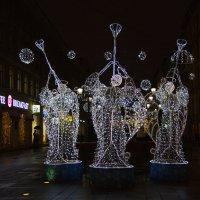Рождественские ангелы :: Aнна Зарубина