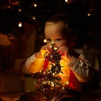 Новогоднее волшебство :: Юлия Куракина