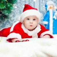 Когда Дед Мороз еще был совсем маленьким... :: Фотостудия Объективность