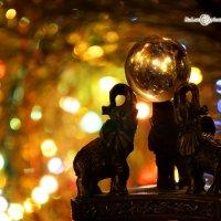 Магия световых огней :: Руслан Тимошенко