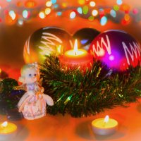 Новогоднее настроение :: Sergey Romanov