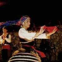 Греческая танцовщица :: Николай Рогаткин