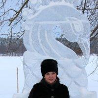 Властительница льда :: Марина