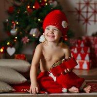 Детское счастье :: Надежда Толстенева
