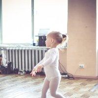 Маленькая балерина :: Яна Спирина