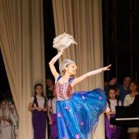 Маленькая балерина :: Наталья Филипсен
