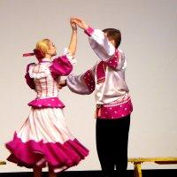 Танцуем,мы с тобой танцуем.. :: nadyasilyuk Вознюк