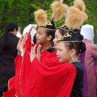 Казахский танец :: Aндрей Антонов