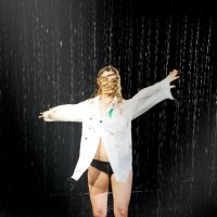 Танец под дождем :: Евгений Жиляев
