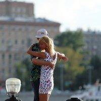 Кизомба причальная :: Mikhail Markelov
