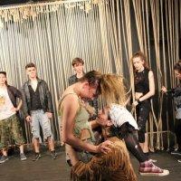 Танец Ящерицы 2 :: Татьяна Тимофеева