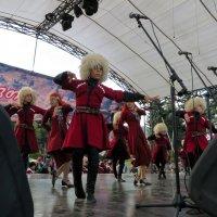 Танцы Грузии :: Наталья Джикидзе (Берёзина)