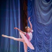 Юная балерина! :: Наталья Пчелинцева
