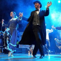 Зажигательный танец :: Ростислав