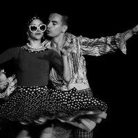 Танец в горошек :: Ольга Мальцева