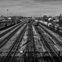 Вокзал :: Делана Романова