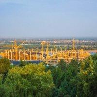 Волгоград строится :: Оксана Кузьмина