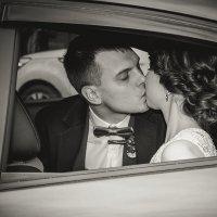 свадебный поцелуй :: елена брюханова