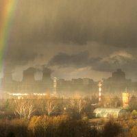 (Идиллия )Стихия и индустрия :: Александр Дьяченко