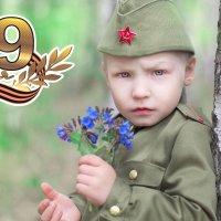 9 мая С праздником  Великой  Победы !!! :: Татьяна