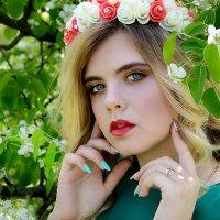 Весна :: Наталья Попова