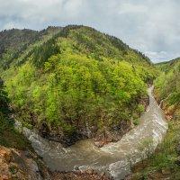 Река Белая в апреле. :: Аnatoly Gaponenko