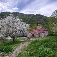 Большой Зеленчукский храм весной ... :: Vadim77755 Коркин