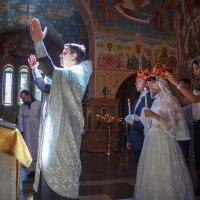 Венчание Андрея и Юлии :: Андрей Мердишев