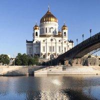 Храм и его отражение :: Ксения Кушнарёва