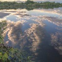 Вечер-озеро :: Анатолий