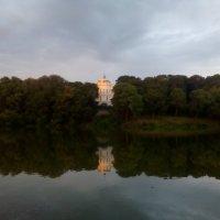 Дворец – бывшая усадьба графа Алексея Григорьевича Бобринского :: Мила